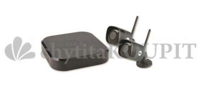Venkovní Wifi kamery se záznamem a sledováním odkudkoliv na světě