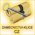 Zámečnictví klíče