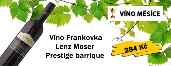 Víno měsíce říjen 2018
