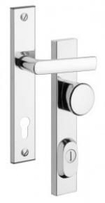 Zámečnictví - klíče : Bezpečnostní kování R1 90mm bez vložky