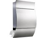 Zámečnictví - klíče : Poštovní schránka Burg Opera 3755 nerez luxusní