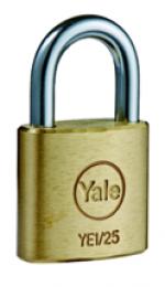 Zámečnictví - klíče : FAB Visací zámek Yale YE1/25/113/1