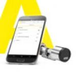 Zámečnictví - klíče : Vložka AIRKEY klíčem je smartphone - oboustranný přístup