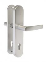 Bezpečnostní kování FAB BK321 F1 72 mm klika-klika