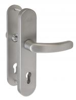 Zámečnictví - klíče : Bezpečnostní kování FAB klika - klika BK321 IROX