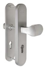 Zámečnictví - klíče : Bezpečnostní kování FAB BK325 IROX 90 mm klika-madlo