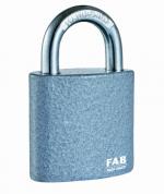 Zámečnictví - klíče : FAB zámek visací 52/80RSH 3kl. FAB