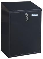 Zámečnictví - klíče : Poštovní schránka Newport černá