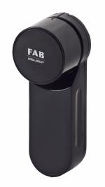 Zámečnictví - klíče : FAB ENTR KIT 1 black