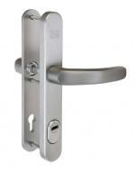 Zámečnictví - klíče : Bezpečnostní kování FAB BK621 92mm IROX