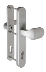Bezpečnostní kování FAB BK625 92mm IROX