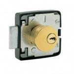 Zámečnictví - klíče : Zámek nábytkový FAB 462 Nikl