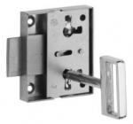 Zámečnictví - klíče : Zámek nábytkový 117/30