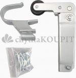 Zámečnictví - klíče : Dveřní dovírač 302 hnědý