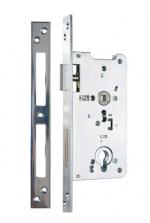 Zámečnictví - klíče : Zámek zadlabací K 131C P-L 90/99 vratový 24mm čelo