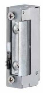 Zámečnictví - klíče : Elektrický otvírač dveří ploché konstrukce Effeff 118 E130 10-24V