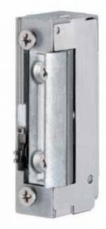 Zámečnictví - klíče : Elektrický otvírač dveří ploché konstrukce Effeff 118 A71 10-24V