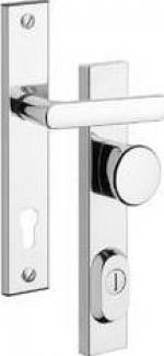 Zámečnictví - klíče : Bezpečnostní kování R1 72mm bez vložky
