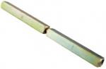 Zámečnictví - klíče : Čtyřhran 8 mm dělený, délka 120mm