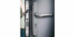 Zámečnictví - klíče : Samozamykací zámek Abloy EL560/100/20 elektromechanický - 72/100mm