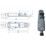 Zámečnictví - klíče : Dveřní stavěč SD1 šedý