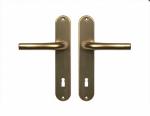 Zámečnictví - klíče : Kování Sabrina klíč 72mm bronz (F4)
