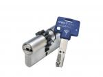 Zámečnictví - klíče : Vložka 70 mm Mul-T-Lock Interactive 30x40, 5 klíčů
