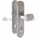 Bezpečnostní kování FAB BK325 IROX 72 mm klika-madlo