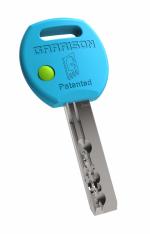Zámečnictví - klíče : Klíč MUL-T-LOCK GARRISON vyřezaný