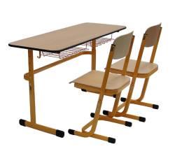 Žákovská souprava Junior 1 x stůl+ 2 x židle