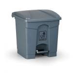 Odpadkový koš nášlapný - malý
