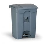 Odpadkový koš nášlapný - velký