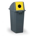 Odpadkový koš 60l na lahve