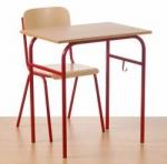 Žákovská souprava Oskar I-1 x stůl+ 1 x židle vel.5
