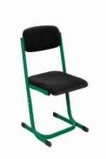 Židle učitelská JT výškově nestavitelná JTM