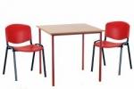 Žákovský jídelní set  2 x židle+1 x stůl JTM