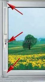 Okenní zabezpečení  FOS550