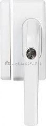 Okenní zámek přídavný FO400-uzamykatelná klika se závorou