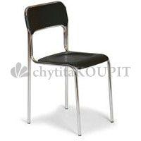 Plastová jídelní židle Aska