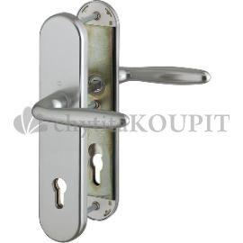 Bezpečnostní kování klika-klika Verona PZ92