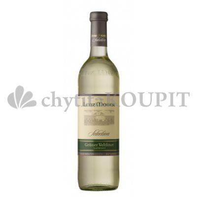 Víno Veltlínské zelené Lenz Moser Selection Rakousko