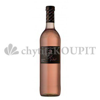 Víno růžové Fette Rose-oceněné