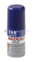 Mazadlo FAB Plus-30ml