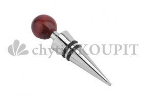 Zátka-špunt dřevěný - kulička Z0022