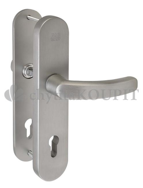 Bezpečnostní kování FAB klika - klika BK321 IROX