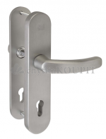Bezpečnostní kování FAB BK321 Irox 72 mm klika-klika