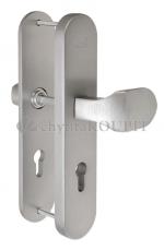 Bezpečnostní kování FAB BK305 IROX kl.+madlo