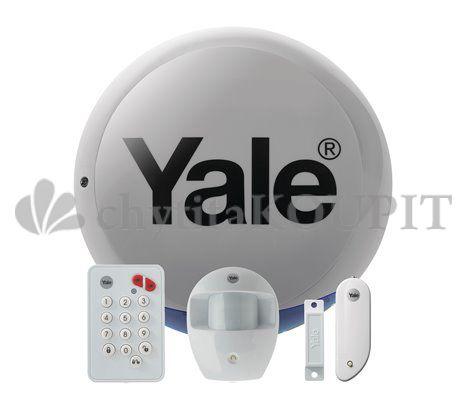 Alarm Yale Alarm sada Standard SR-1200e s externí sirénou
