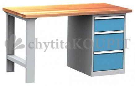 Dílenský stůl set DPS 102