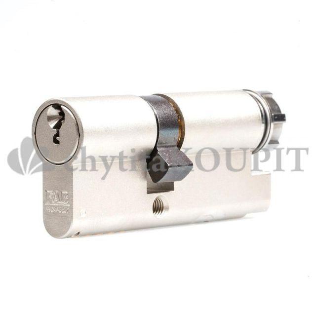 FAB ENTR cylindrická vložka 35+35, Ns, 4.BT